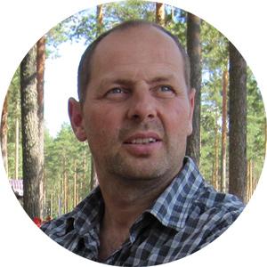 Puutarhuri Juha Halkola